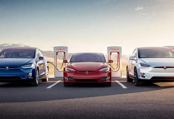 Tesla Model S et X : 10% d'autonomie en plus #1