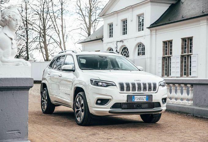 Jeep Cherokee: grondig aangepast #1