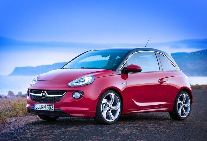PSA snijdt in het gamma van Opel #1