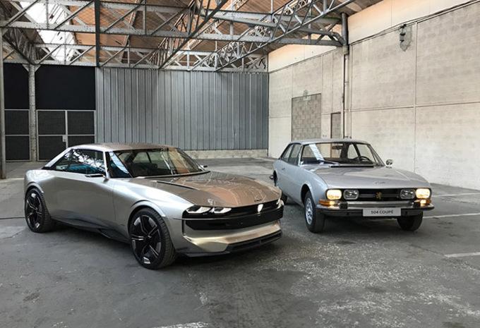 Peugeot e-Legend concept : elle n'existera pas #1