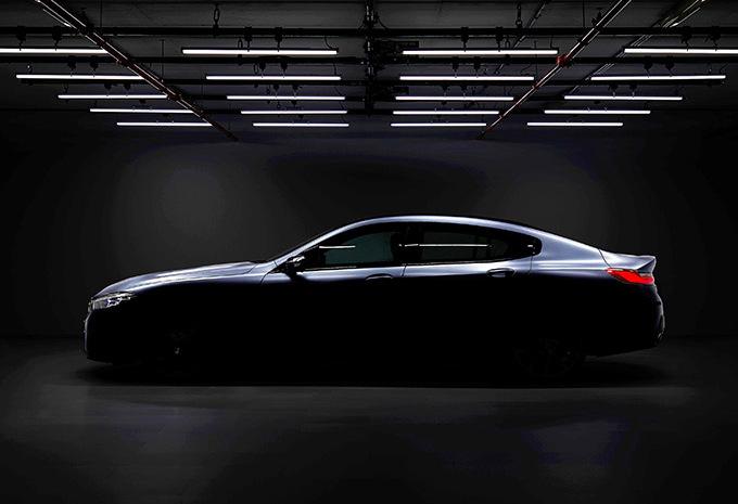 Dit is de BMW 8-Reeks Gran Coupé #1