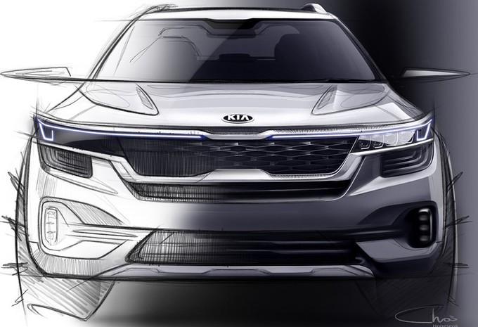 Kia: nieuwe compacte SUV aangekondigd #1