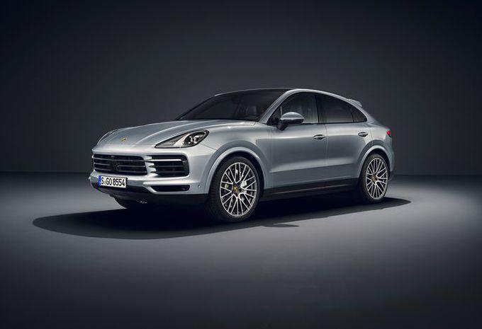 Porsche Cayenne S Coupé: de V6 biturbo aan de beurt #1