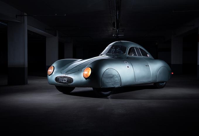 Waarom deze Porsche Type 64 voor miljoenen geveild zal worden #1