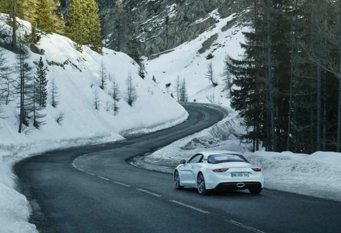 Alpine gaat rallyen met de A110! #1