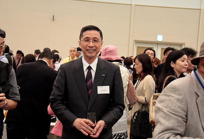 Nissan: Hiroto Saikawa blijft CEO #1