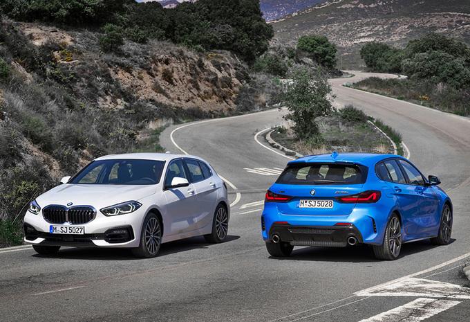 BMW Série 1 : en traction désormais ! #1