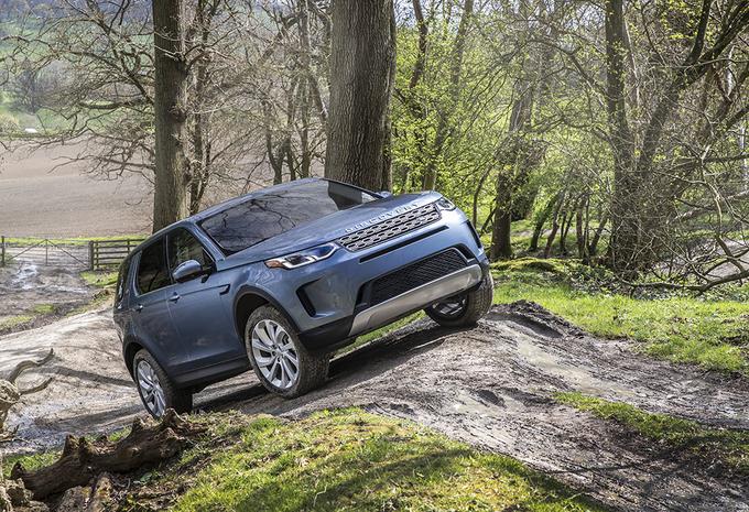Land Rover Discovery Sport : sur les pas de l'Evoque #1