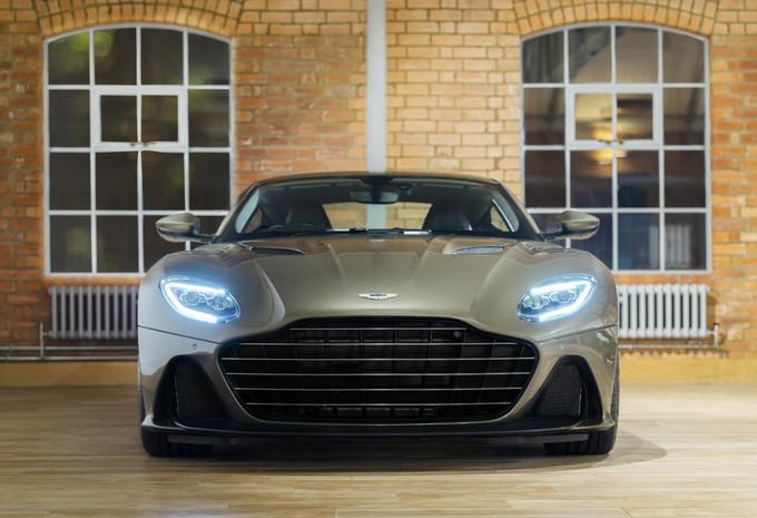 Aston Martin DBS Superleggera krijgt Bond-editie #1