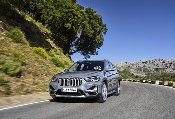 BMW X1 : dans les sillons du X5 #1