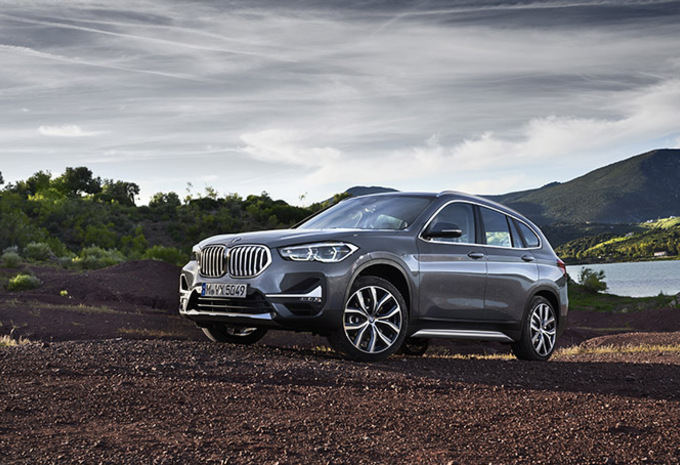 Facelift BMW X1 introduceert plug-inhybride 25e #1