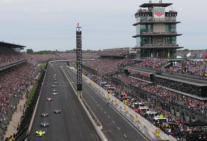 Simon Pagenaud wint Indy 500 #1