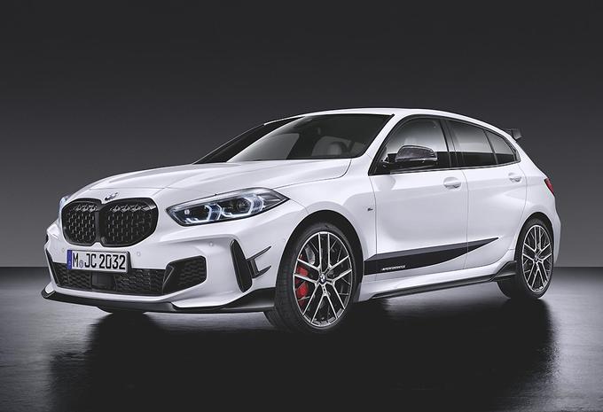Hoe staat de nieuwe BMW 1 Reeks met M Performance Parts? #1