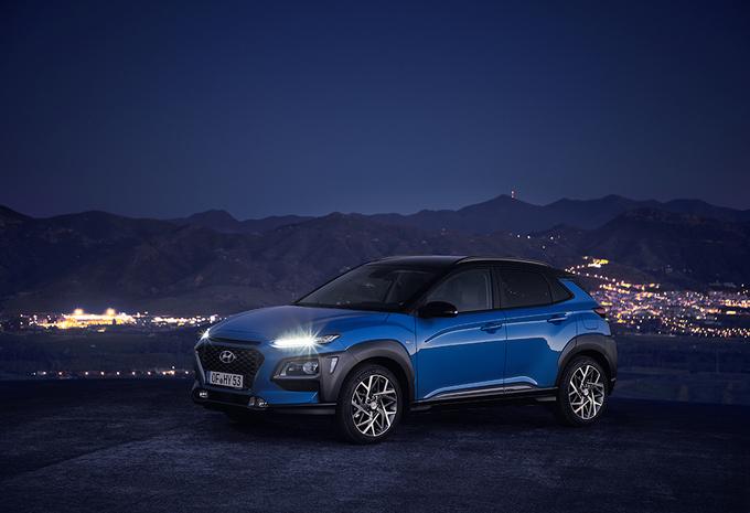 Hyundai Kona Hybrid maakt het rijtje compleet #1