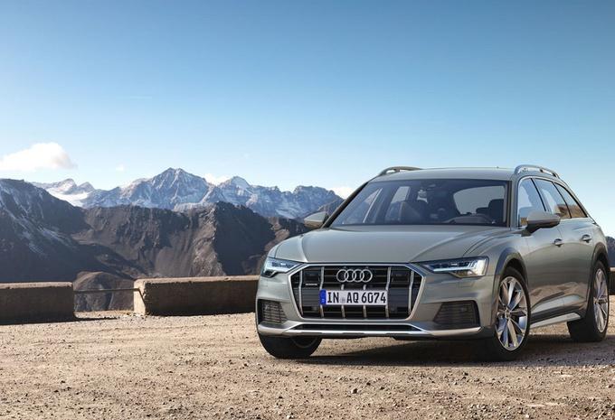 Audi A6 Allroad : Baroudeuse et fière de l'être #1