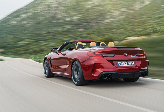 BMW M8 : Cabrio et Compétition ! #1