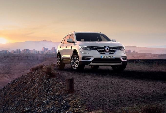 Renault Koleos: nu met facelift en nieuwe motoren #1