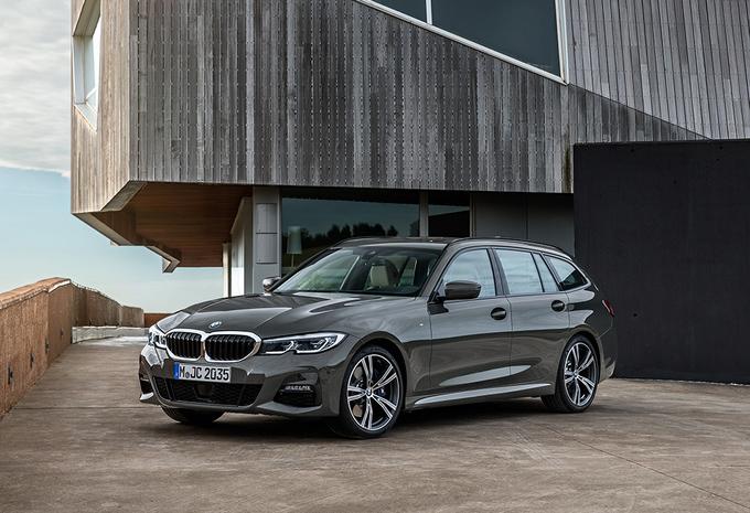 Officieel: de nieuwe BMW 3 Reeks Touring (G21) #1