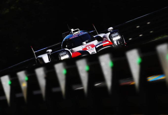 Toyota van Alonso wint 24 Uur van Le Mans 2019, Vandoorne derde #1