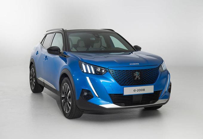 Peugeot 2008: meer volwassen en elektrisch #1
