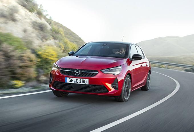 Opel Corsa 2019 : en mode thermique #1