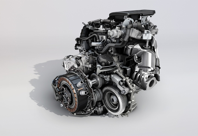 De autosportgenen in Renaults hybride systeem