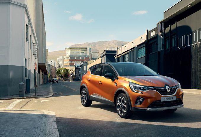 Renault Captur : nouveau et hybride rechargeable #1