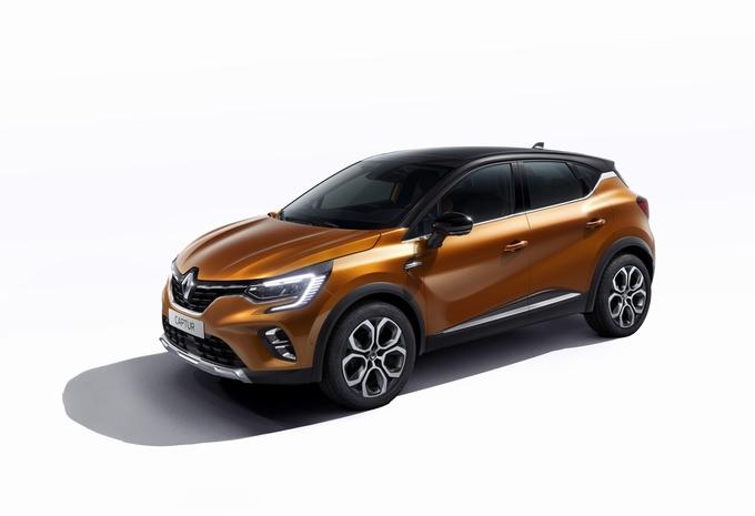Dit is de nieuwe Renault Captur