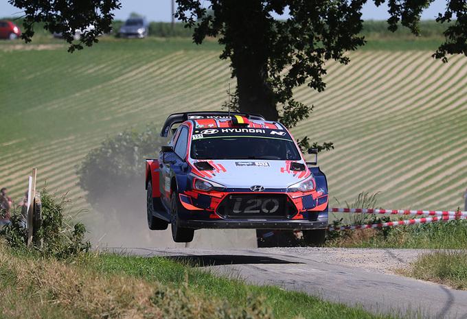 "Thierry Neuville wint ""voor de show"" in Ypres Rally #1"