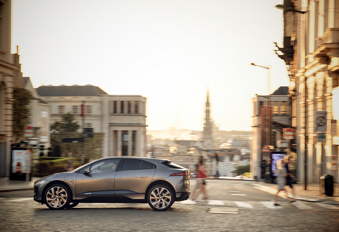 Jaguar Land Rover: focus op elektrificatie #1