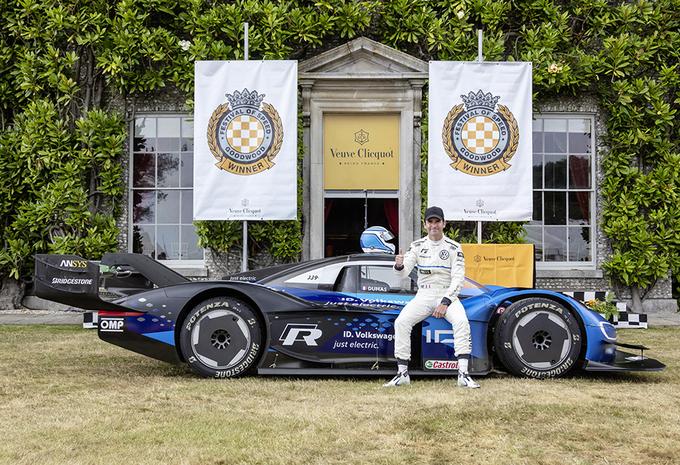 De recordjacht van Volkswagen en Romain Dumas, van Goodwood naar China  #1