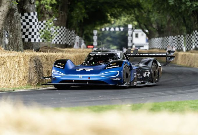 Goodwood Festival of Speed 2019 : succès foudroyant #1