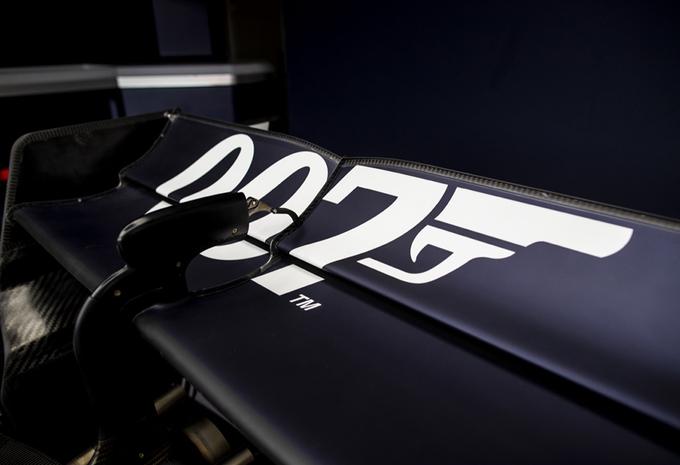 Dit is de nieuwe Aston Martin van James Bond #1