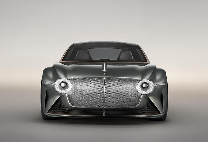 Bentley viert eeuwfeest met deze EXP 100 GT #1