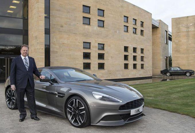 Le patron d'Aston Martin secoue le cocotier #1