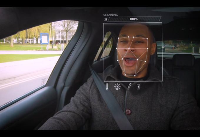 Video – Jaguar Land Rover test gemoedsherkenning #1