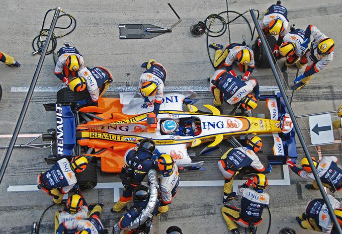 Moet de F1 weer tanken tijdens pitstops? #1