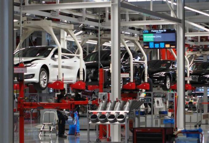 Tesla : l'action reprend vigueur #1
