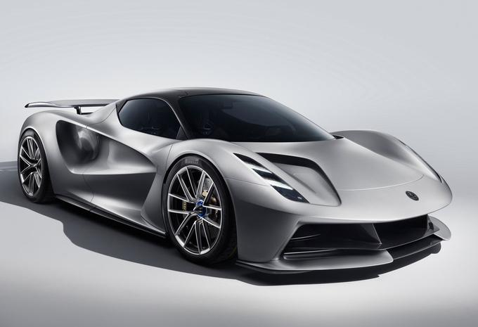 Lotus Evija : l'hypercar électrique de 2000 ch ! #1