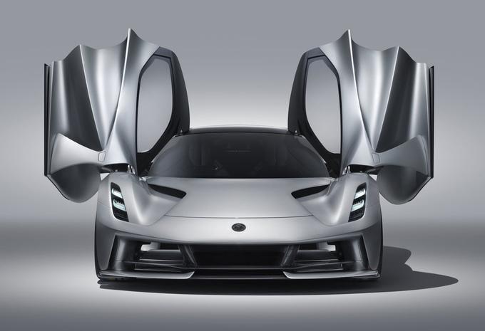 Lotus Evija is elektrische hypercar uit Hethel #1