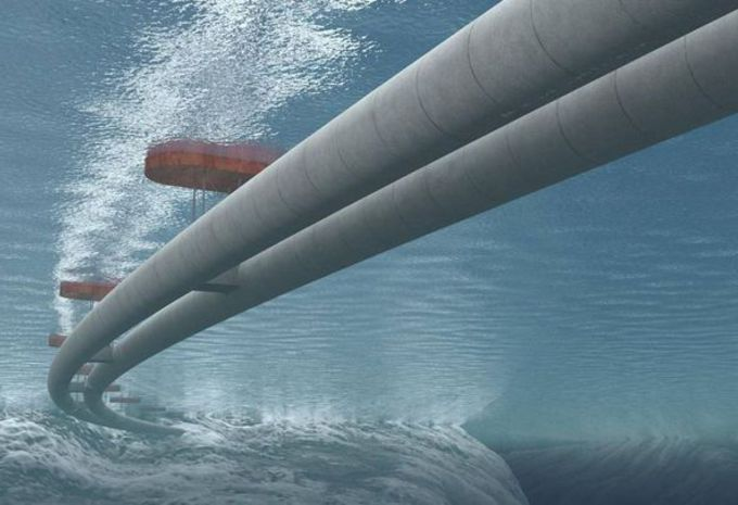 Norvège : l'E39, un projet faramineux avec tunnels sous-marins #1