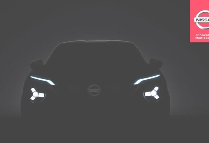 Nissan Juke: de aanblik #1