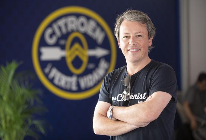 Onze Tour de France (3): interview met Citroën-designchef Pierre Leclercq #1