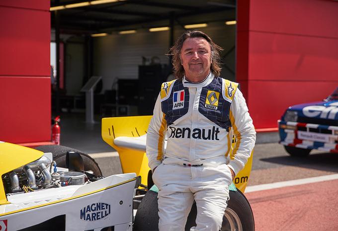 Onze Tour de France (2): boeiende babbel met Formule 1-legende René Arnoux #1