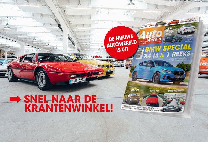 Magazine AutoWereld brengt BMW Special, nu in de krantenwinkel #1