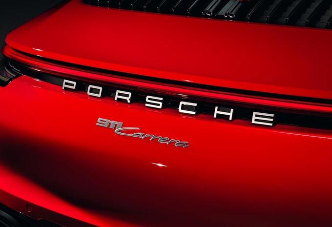 Porsche hésite pour la 911 électrique #1