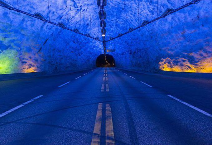 Série d'été 2019 – Le Tunnel de Lærdal #1