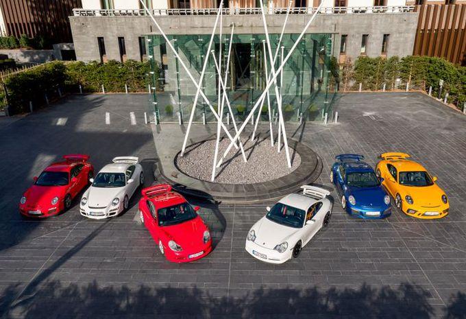 20 jaar Porsche 911 GT3 #1