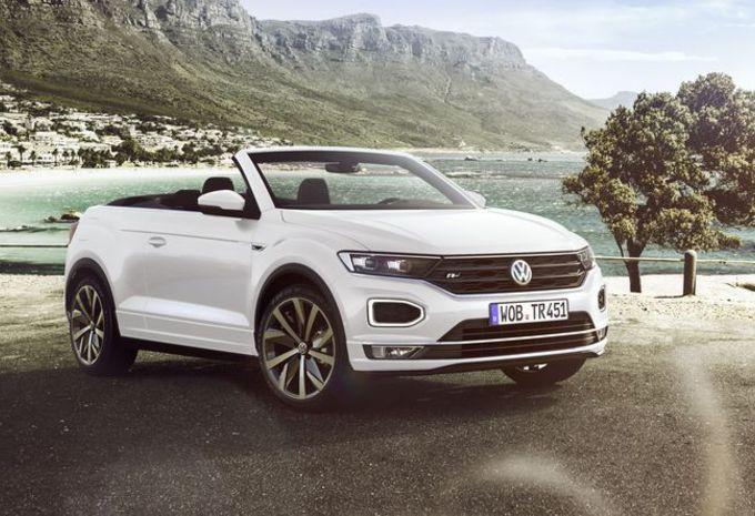 Reportage : Le crossover compact Volkswagen T-Roc se décline en version décapotable