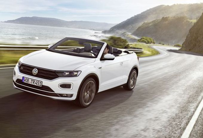 Dit is de Volkswagen T-Roc Cabrio #1